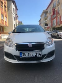 2017 Fiat Linea 1.3 MULTIJET 95 HP POP GSR