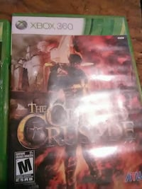 Xbox 360 the cursed crusade Wayland, 14572