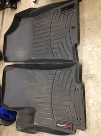 Weatherbeater front custom fit floormats Georgetown, L7G 3V4