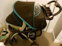 Car Seat/Stroller Travel System With Weathershield Guelph, N1H 1H5