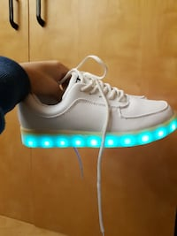 Light up shoes Mississauga
