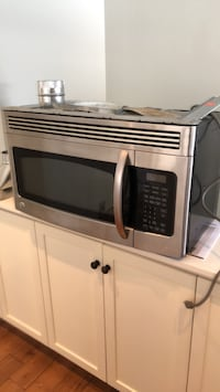 white and black microwave oven London, N6H 2V8