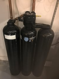 Kinetico Mach Series whole house water filtration system Las Vegas, 89145