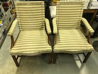 Two Guildhall Cabinet shops chairs- custom  Markham, L3T 1G7