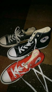 2 like new high to converse 1 low cut. Waterloo, N2T 2T4