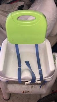 Booster seat and tub side support  Georgina, L4P 0C5