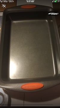 Rachel ray nonstick roasting pan 102 mi
