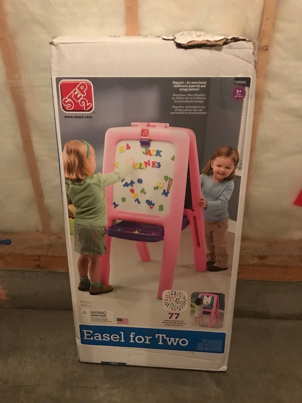 Brand New Step2 Easel For Two