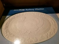New ceramic Turkey platter  Las Vegas, 89149