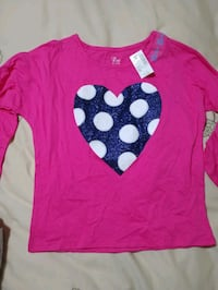 Youth size 10, 12 new assorted clothing