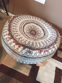 Indian Moroccan seat cushion