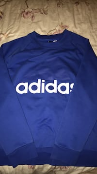 Blue long sleeve adidas shirt Calgary, T3C 2S8