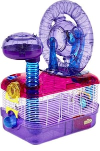 Hamster/Mouse cage and accessories  Vancouver, V6E