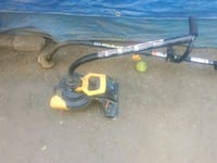 black and yellow gas string trimmer Woodland, 95695