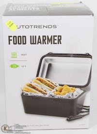 Car Food Warmer