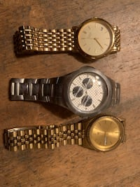 2 citizenship watches and 1 guess watch Harmans, 21077