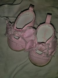 toddler's pink mary jane shoes Tallahassee, 32310