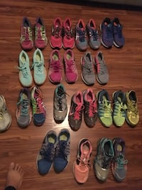 assorted shoes 40 km