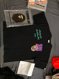 Exclusive Bape tee (FROM JAPAN) New York, 10018