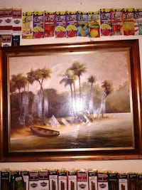 Oil painting great condition Shreveport