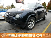 2011 Nissan JUKE SL Bountiful