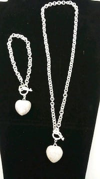 NEW silver plated set MUST GO! Calgary