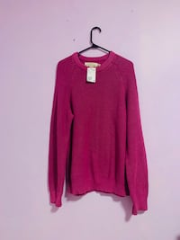 H&M sweatertop new large  Mississauga, L5V 1R4
