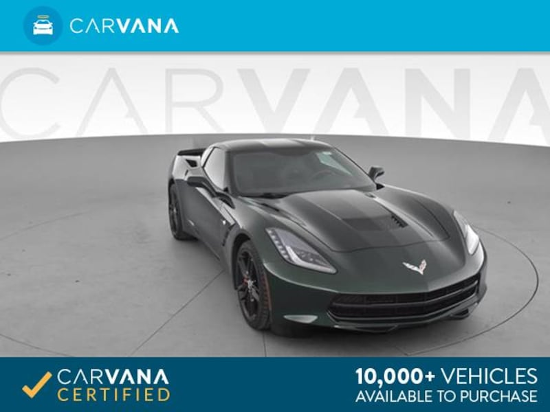 2014 Chevrolet Corvette Stingray Z51 Coupe 2D 5e75aa75-f930-4860-9983-04f391a32ab6