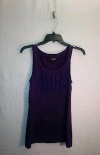 EXPRESS PURPLE TANK SMALL