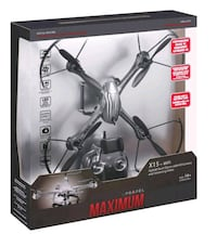 Propel Maximum X15 Hybrid Stunt Drone with HD Came Toronto, M3C 3A5