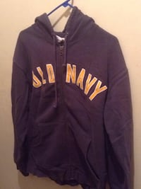 Old Navy's blue navy size L hoodie  New York, 10019