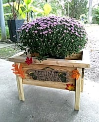 Autumn farmhouse planter Thomasville, 27360