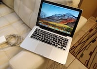 "Apple MacBook Pro 13.3"" Laptop LED Intel i5  2.5GHz 4GB 500GB - MD101LLA Takoma Park, 20912"