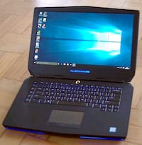 "Alienware 16"" Gaming Laptop"