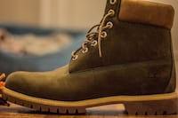 Boots 6-inch Timberland neuves