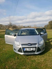 2012 Ford Focus 1.6 TDCI 115PS STYLE Istanbul