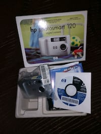white and black digital camera with box Henderson, 89015