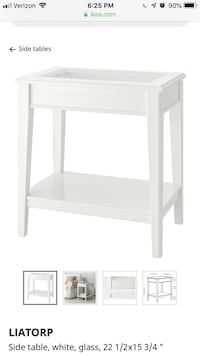 IKEA End Tables (2) Rockville