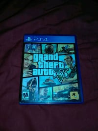 GTA V for PS4/Map
