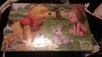 Winnie the pooh puzzle brand new still in package