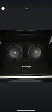 """KICKER CompR Dual 12"""" Subwoofers (BRAND NEW) & more Countryside, 60525"""