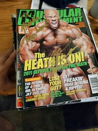 MD - Muscular Development magazines