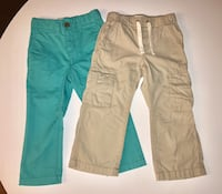 2 pairs of Old Navy kids pants Montréal, H9C 2V1