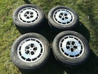 Nissan - 300ZX Rims Brookfield
