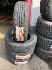 """205/70R15""""SET OF 4 TIRES ON SALE WE CARRY ALL BRAND AND SIZES  Pittsburg, 94565"""