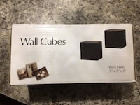 NEW IN BOX WALL CUBES Springfield, R0E