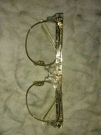 Versace gold-colored framed eyeglasses Memphis, 38114