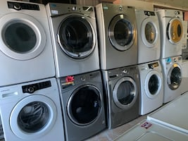 Washer and dryer front loader variables prices