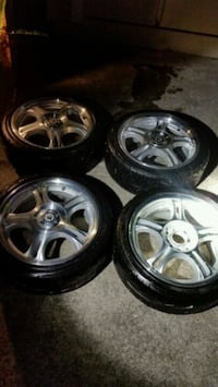 Rims and tires  San Leandro, 94577