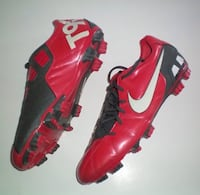 Nike T90 Soccer Shoes Size 13 CA$55 Nike cleats